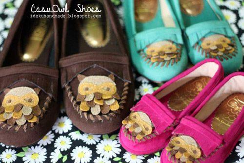 a7b9a21165ff My Owl Barn  Owl Shoes
