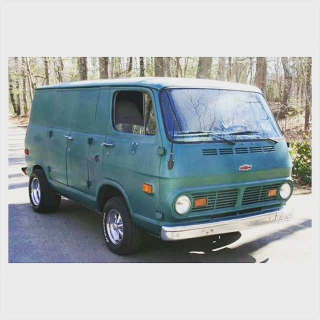 1967 chevy van for sale craigslist