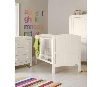 Mamas Amp Papas Hayworth 3 Piece Room Set White Nursery