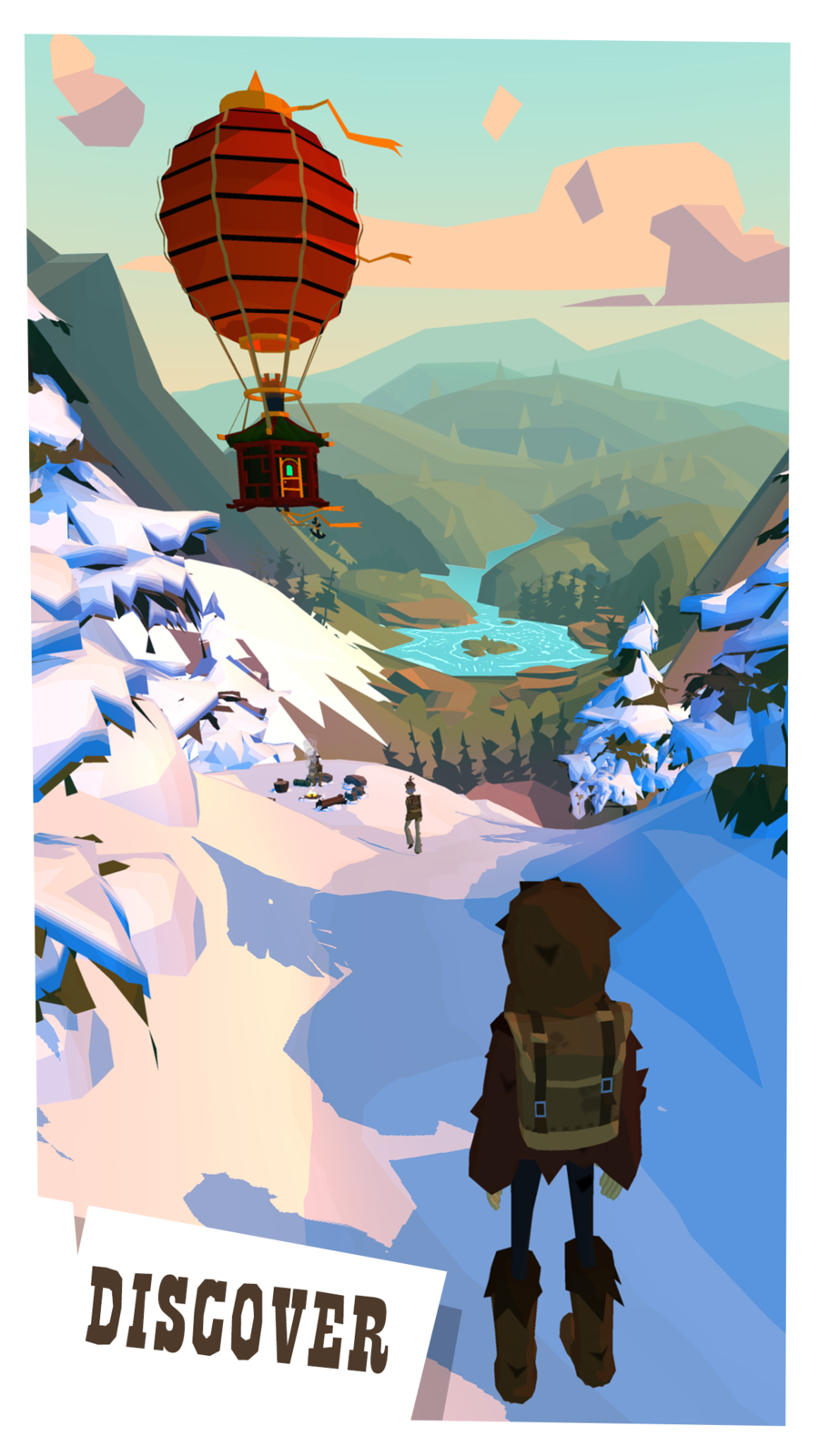 The Trail iosSimulationappapps Trail, Mobile game