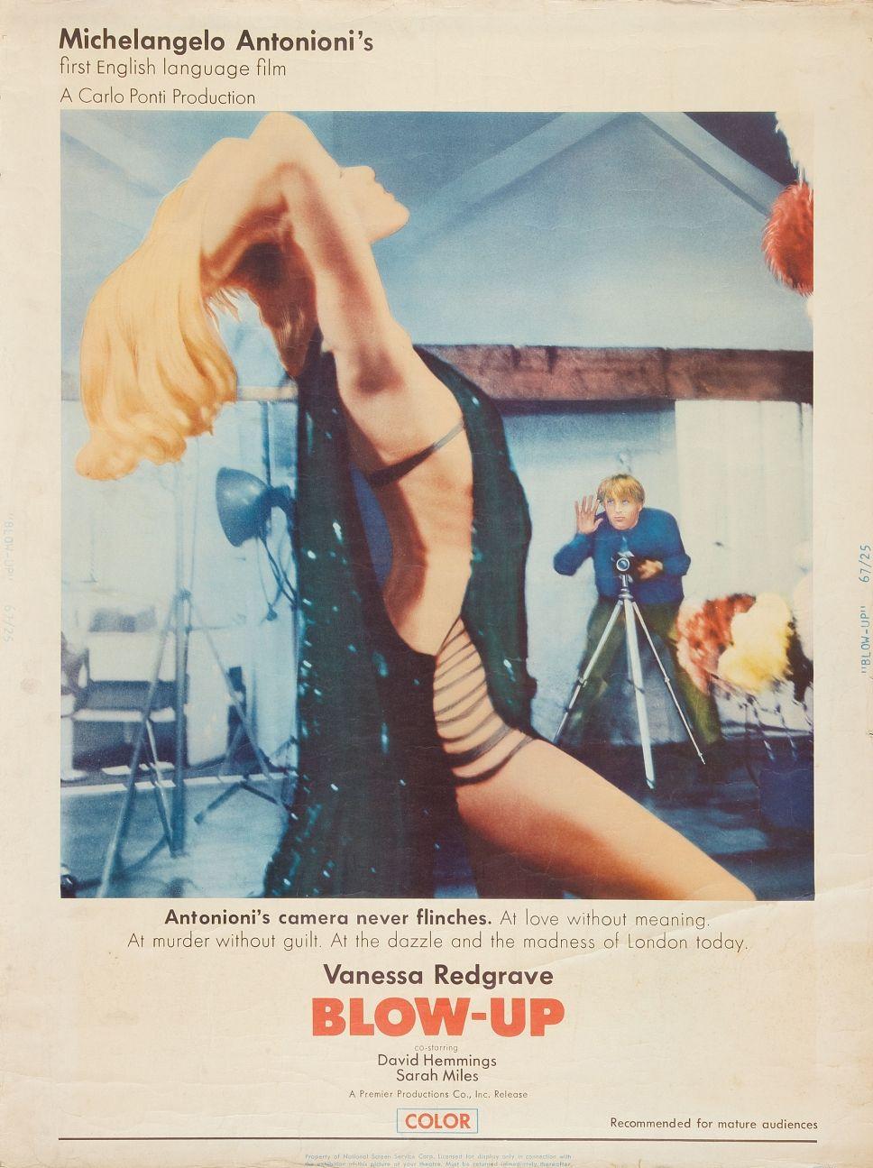 the60sbazaar:  Blow Up (1966)