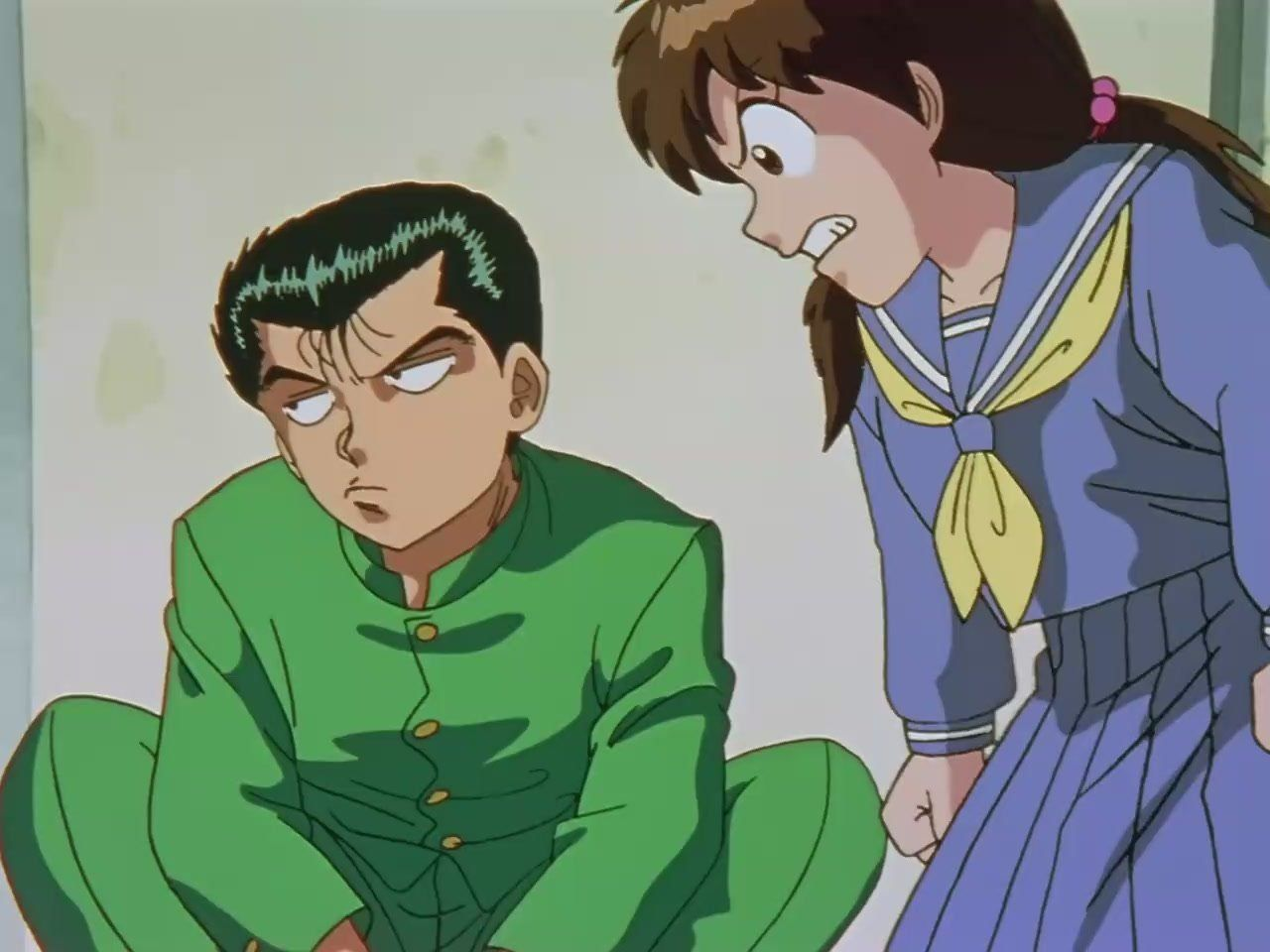 Yusuke urameshi mang s e animes pinterest yuyu for Yusuke demon