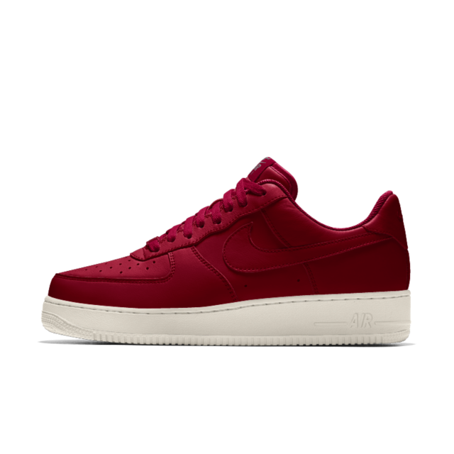 buy online a5aa6 06bcc Chaussure Nike Air Force 1 Low iD pour Femme