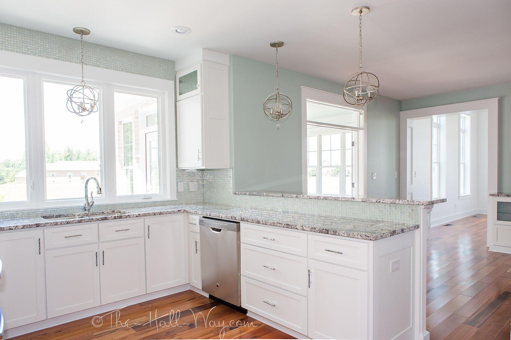 Dream Cottage Home :: Eastover Cottage :: Southern Living Eastover Cottage    Kitchen