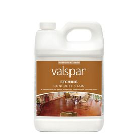 Valspar Etching Stain Easier Than Marbling Ourselves 128