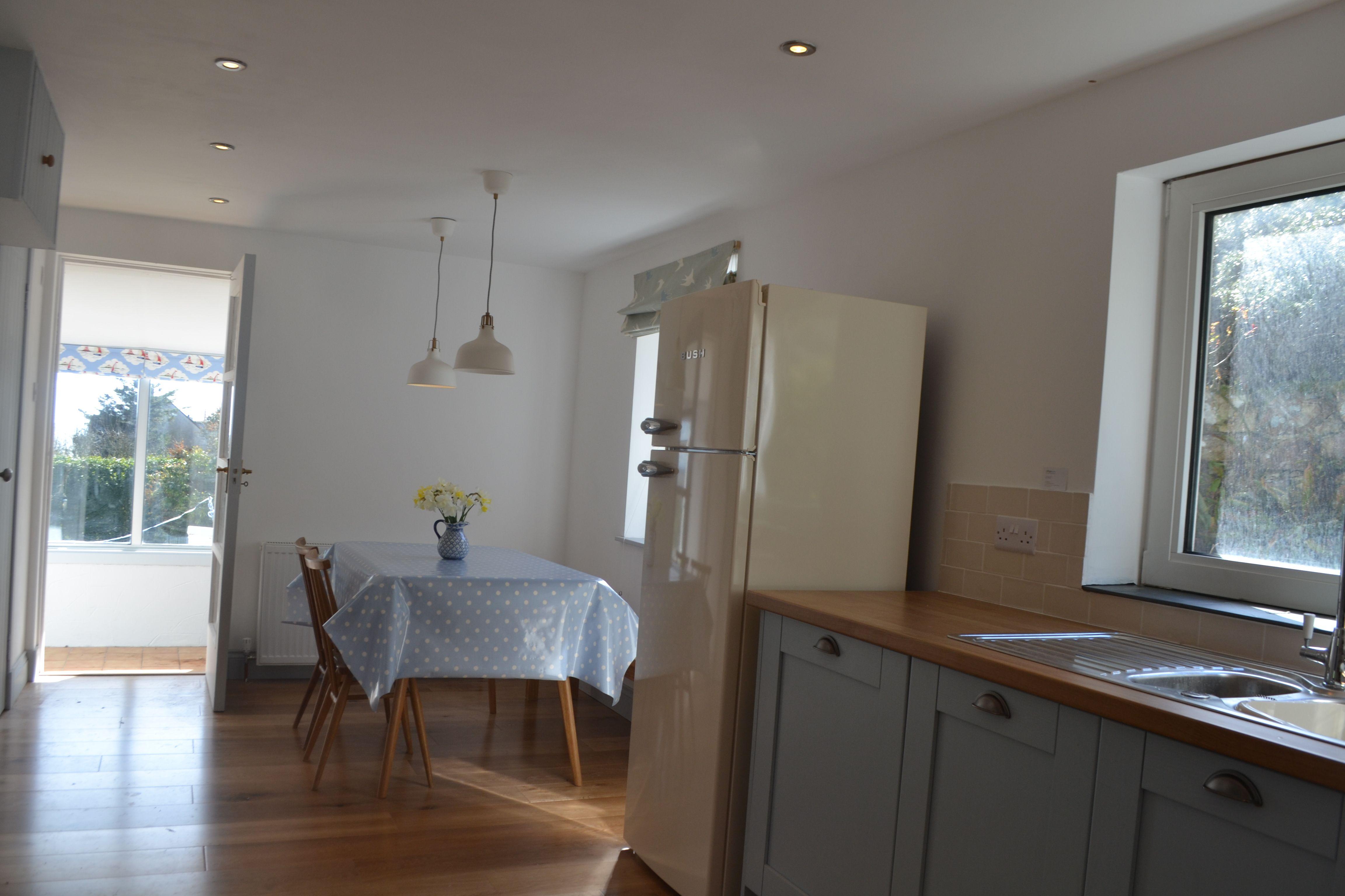 Kitchen/ Diner Galloway Coast Cottage