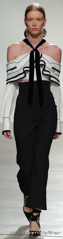 Proenza Schouler Summer 2016 Ready-to-Wear