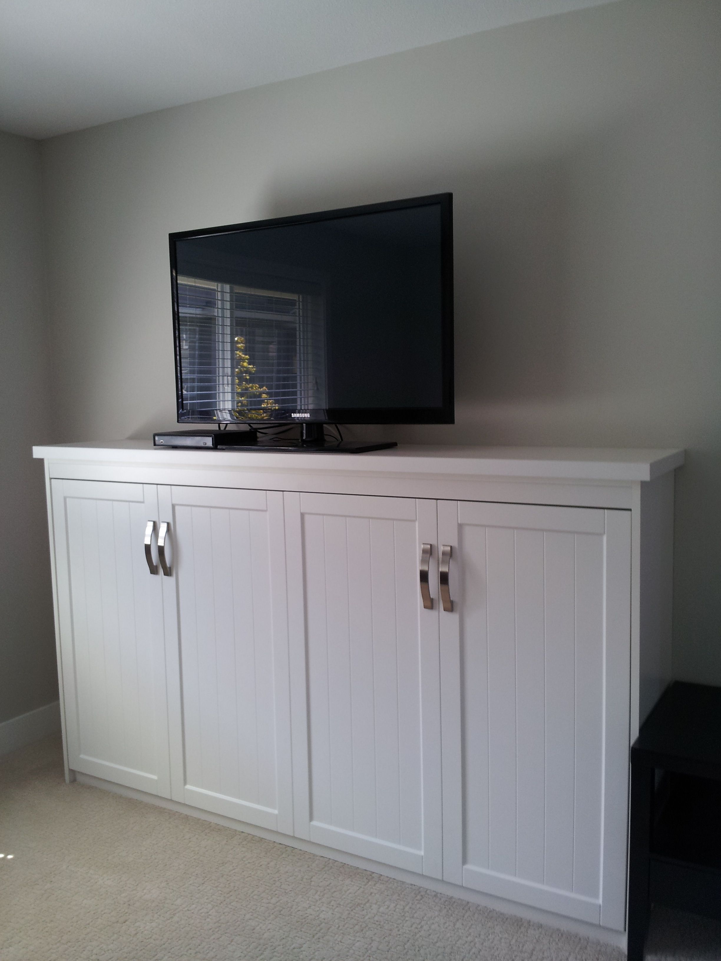 Multi purpose any room in your home with a murphy bed that doubles