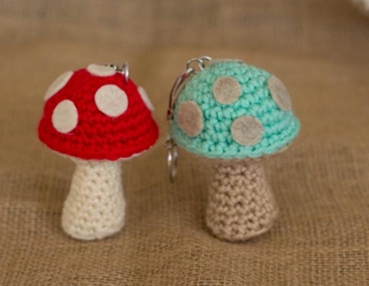 Amigurumis Pequeños Para Llaveros : Llavero u amigurumis y más llaveros crochet