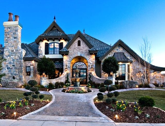 old world | Home & Decoration | Home, Utah parade of homes ...