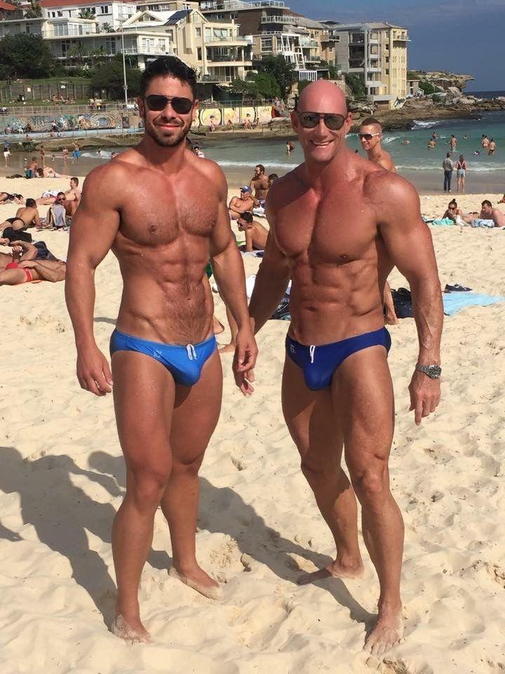 Hot older men online