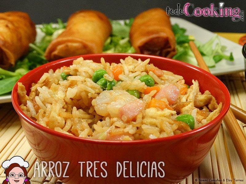 9 Ideas De Arroces Rice Recetas Con Arroz Recetas De Comida Recetas Para Cocinar