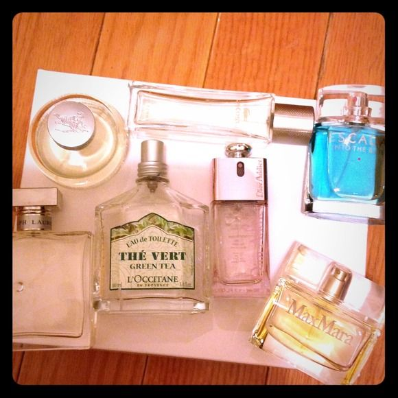 Perfume Bundle Single Prices Below Used Perfume Lacoste 15 The