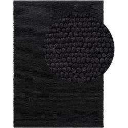 Photo of benuta Naturals wool carpet Beads Anthracite 80×150 cm – natural fiber carpet from Wollebenuta.de
