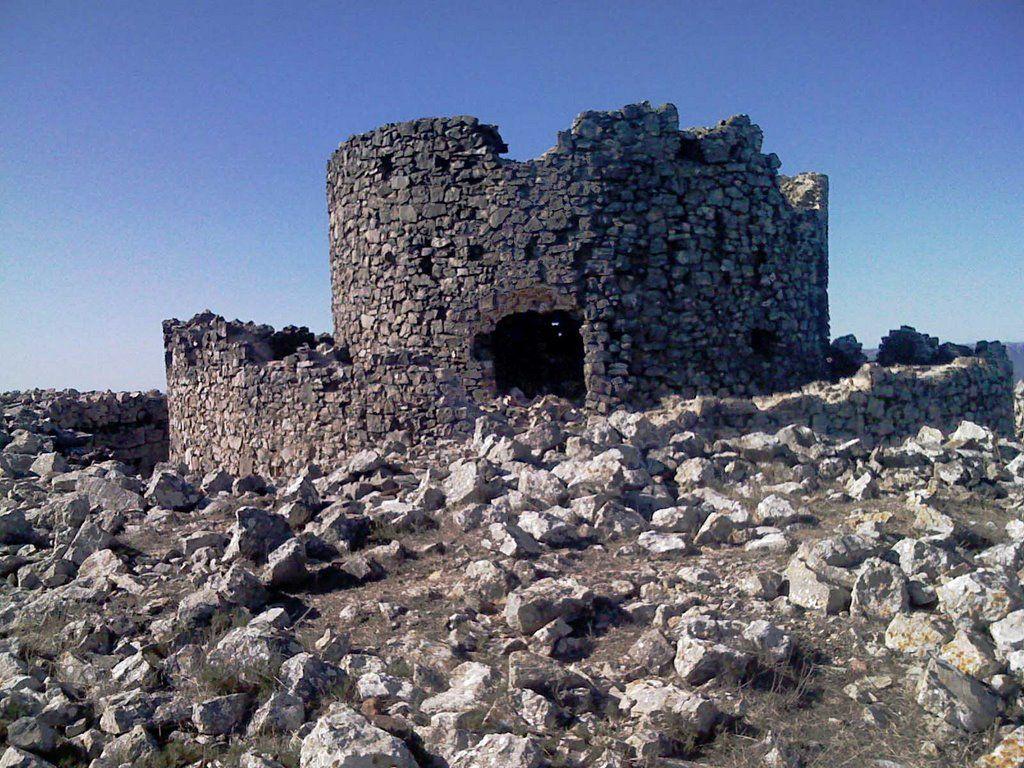 Castell de la Mola de Colldejou
