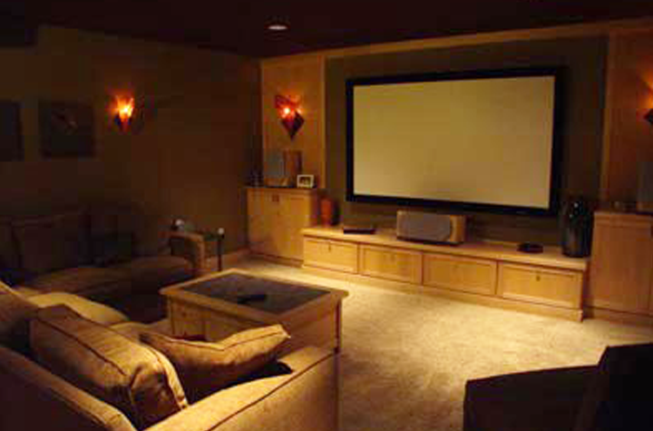 21 Awesome Basement Home Theater Ideas For Your Room Home