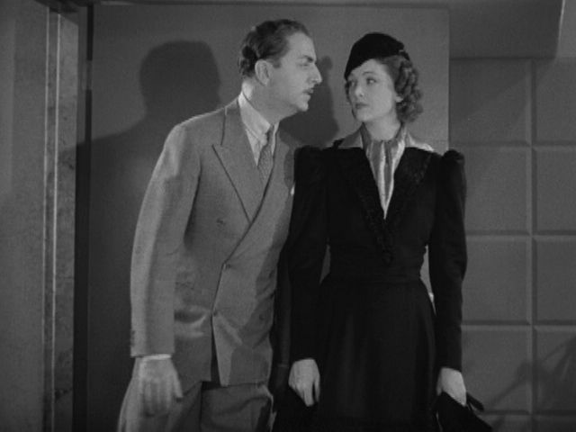 William Powell and Myrna Loy in AFTER THE THIN MAN (1936)