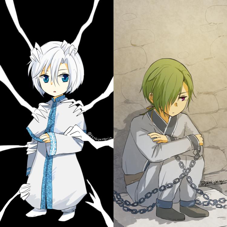 Akatsuki no Yona anime and Manga fanart by penkipenguin