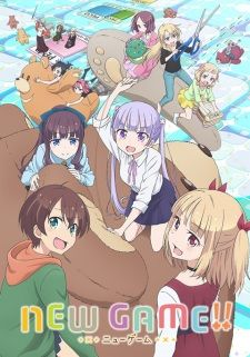 New Game Season 2 Episode 10 Subtitle Indonesia