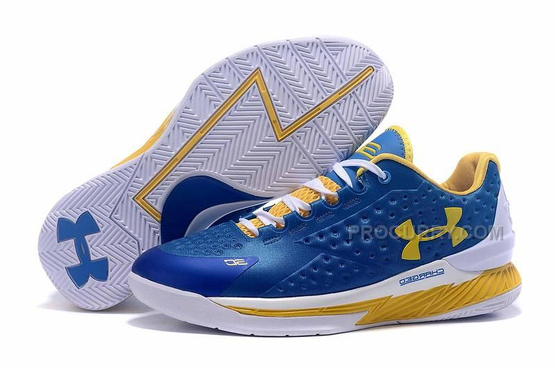 b2288ff2881 ... italy under armour ua curry one low 2015 blue gold basketball shoes  sale discount only81.