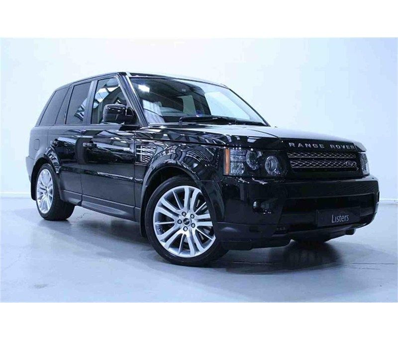 2012 Land Rover Range Rover Sport (l320, 20052013) for