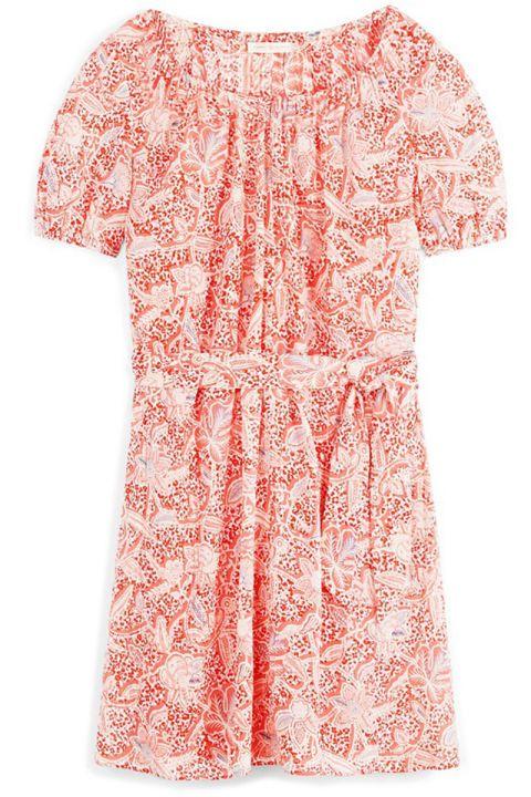 Tory Burch dress, $395, toryburch.com.