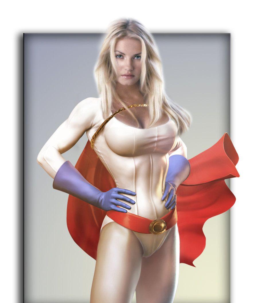 Hope, Deviantart boob morph