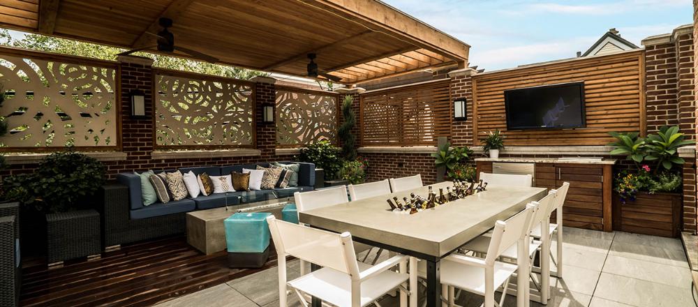 Rooftop Deck Design Award Winning Roof Build Company Rooftop