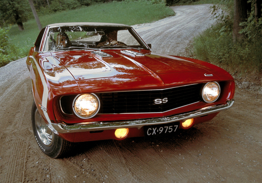 1967–69 Chevrolet Camaro Buyers Guide   Hagerty Media