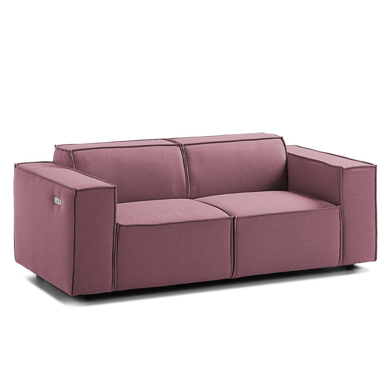 Sofa Kinx (2Sitzer) Webstoff Möbel sofa, Zweisitzer