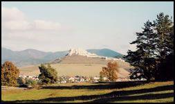 Slovakia - Heart of Europe: Spis Castle