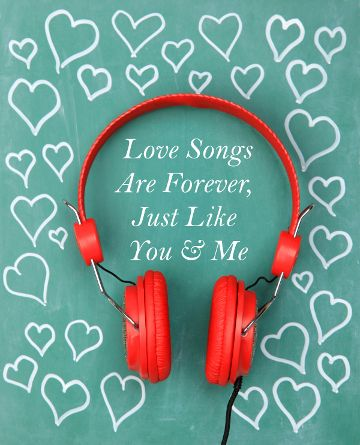 Love Songs for Romantic Card Messages | Valentine's Day Flowers