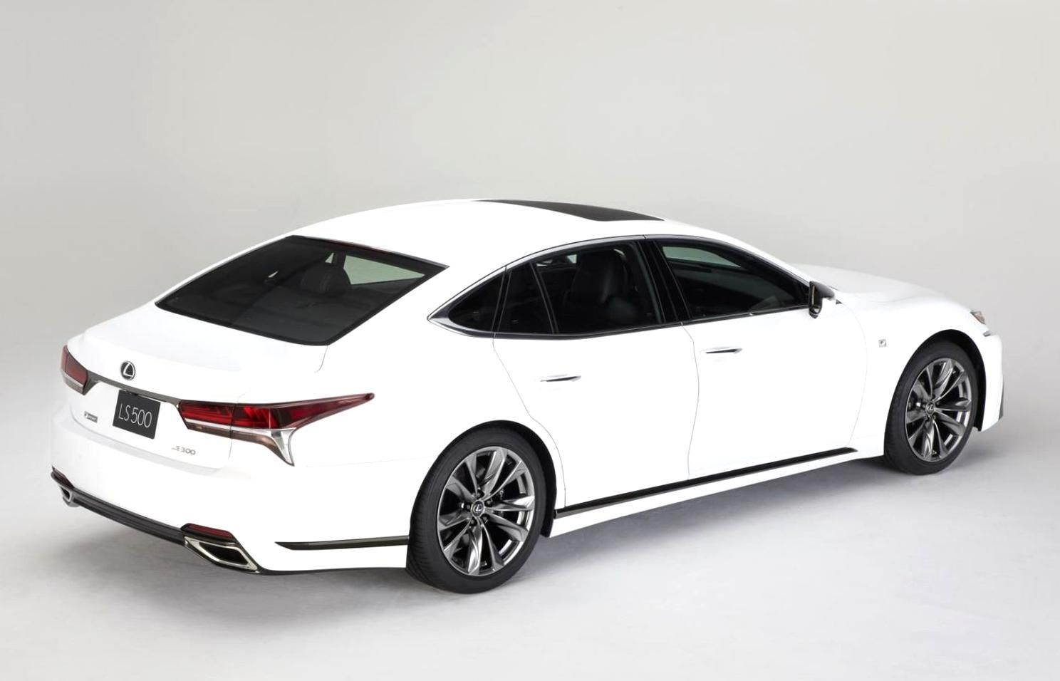 The Brand New Lexus Ls 500 F Sport Will Only Be Available With A Twin Turbo V6 Roadandtrack In 2020 Lexus Ls Lexus New Lexus