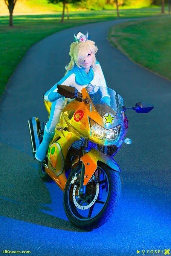 Rosalina Mario Kart Best Cosplay Mario Kart Party Favorite