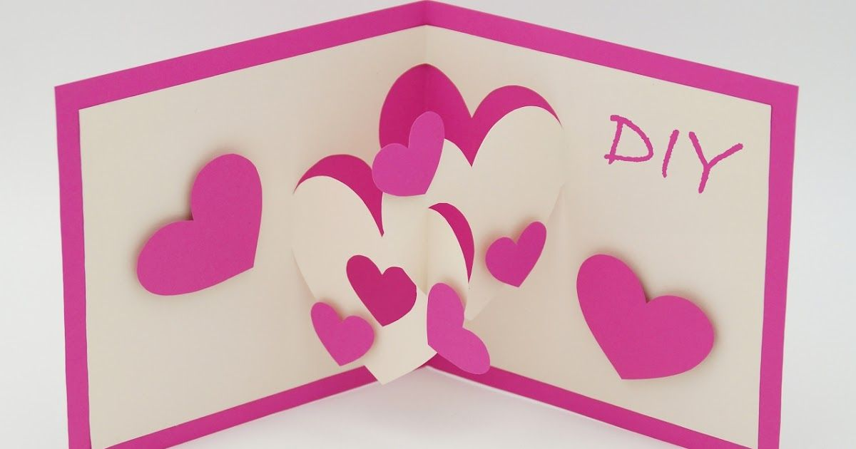 popup cards tinkering with paper  making heart card