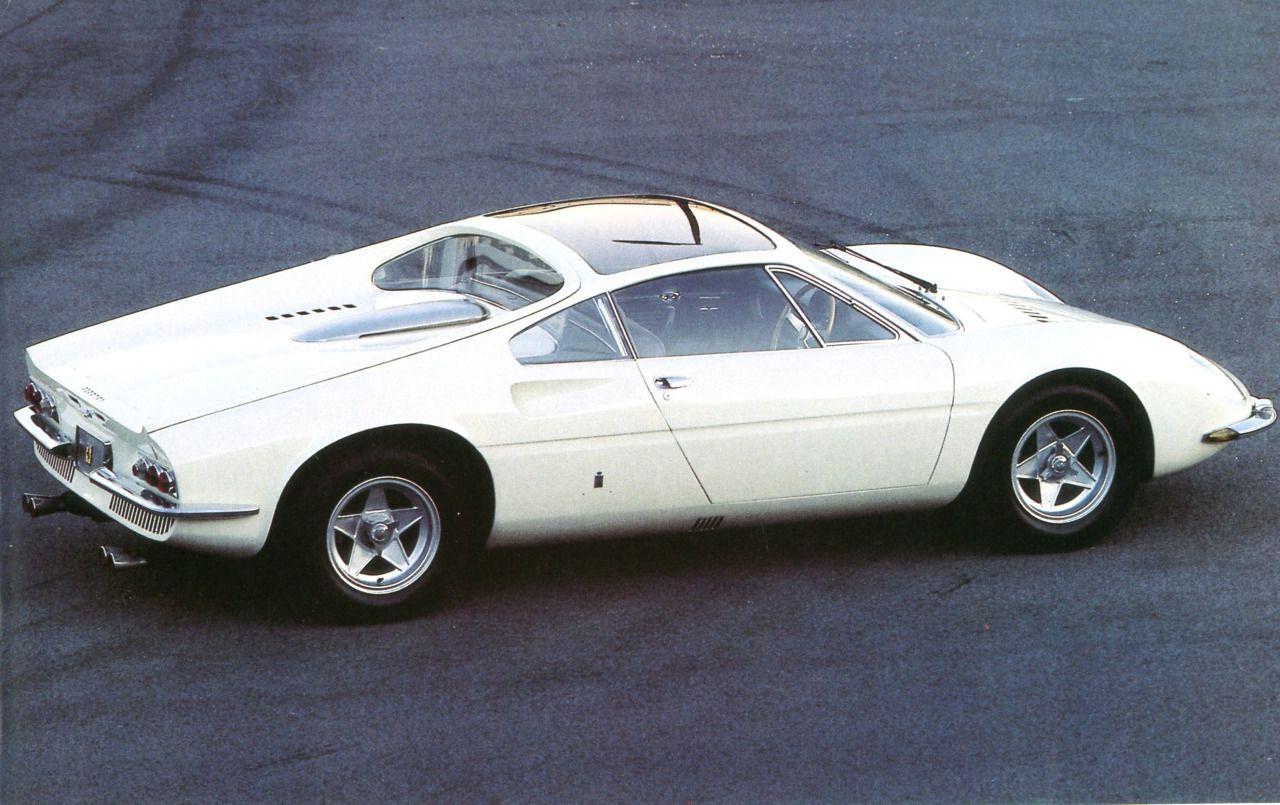 Ferrari 365 P Guida Centrale (châssis 8971) Pininfarina