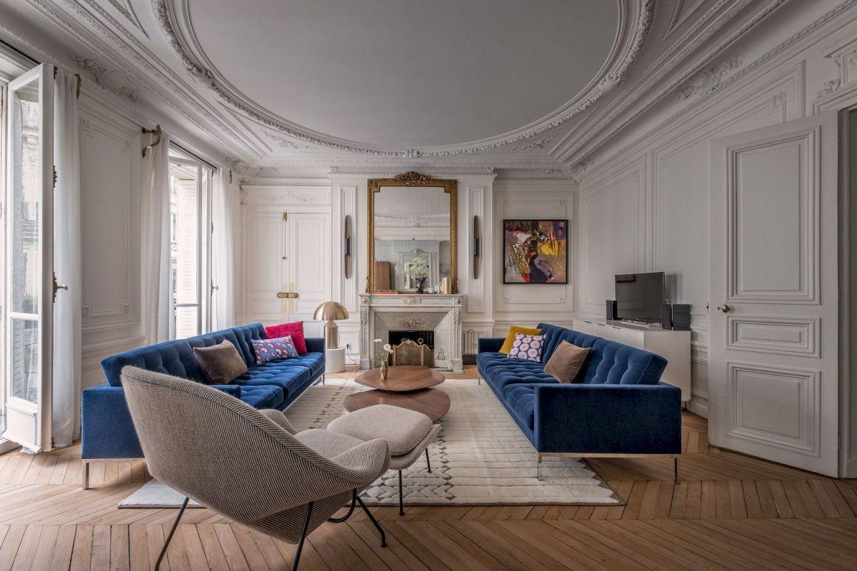 111 Awesome Parisian Chic Apartment Decor Ideas 30 Chic