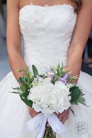 Bouquet Sposa Erbe Aromatiche.Bouquet Ortensia Erbe Aromatiche Bouquet Da Sposa Bouquet E