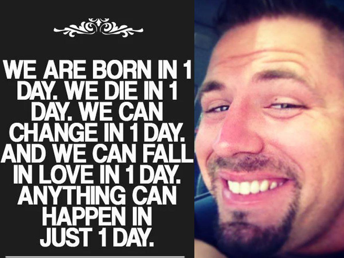 Matthew schaute optimistisch in die Zukunft - doch dann beendete ein Unfall schlagartig sein Leben. Bei Facebook hat er letzte Worte hinterlassen, die uns eine Gänsehaut bereiten.
