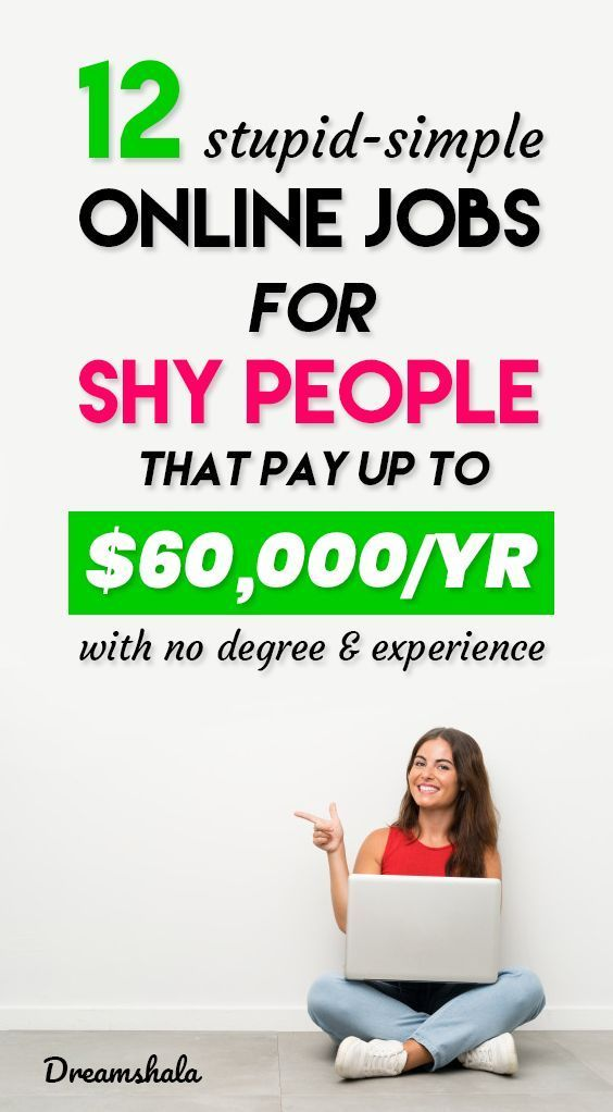 15 Genuine Online Jobs That Pay $20+ An Hour (For