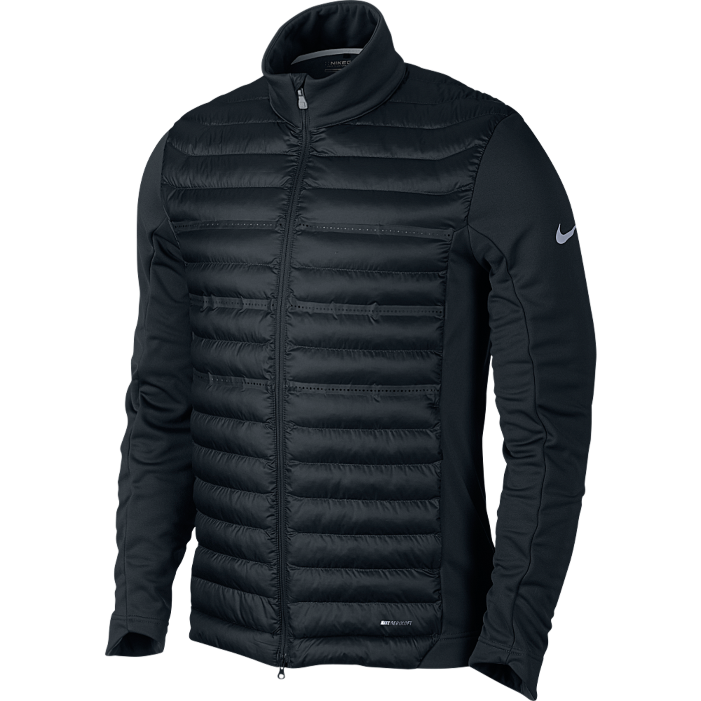 The only jacket you'll need on the course this winter