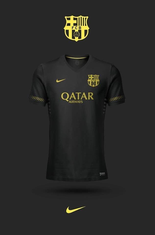 05bc18108 Inspirational Black Barca. Inspirational Black Barca Nike Soccer ...