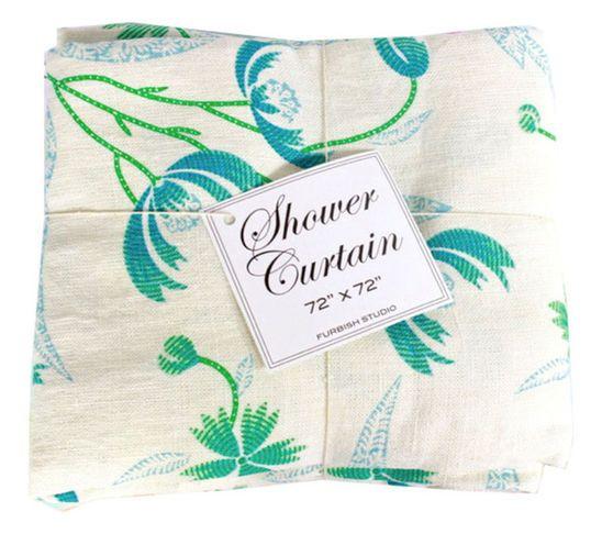Shower Curtains -   Furbish