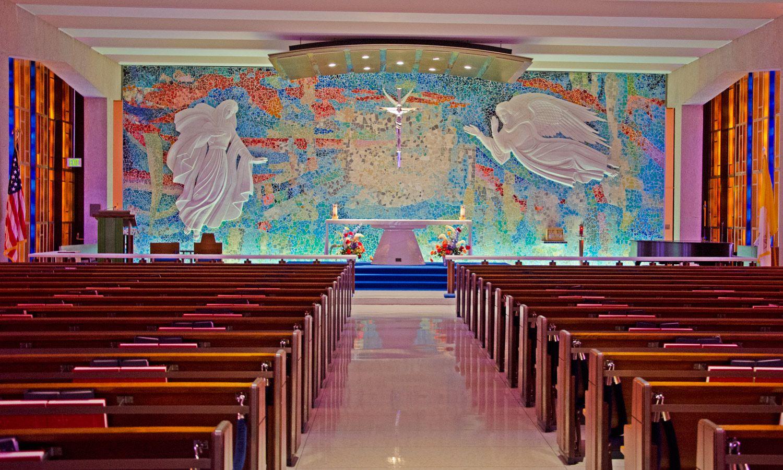 USAFA Catholic Chapel Colorado Springs, Colorado