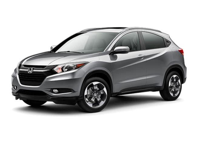 2018 Honda HR V EX L W/Navigation AWD SUV
