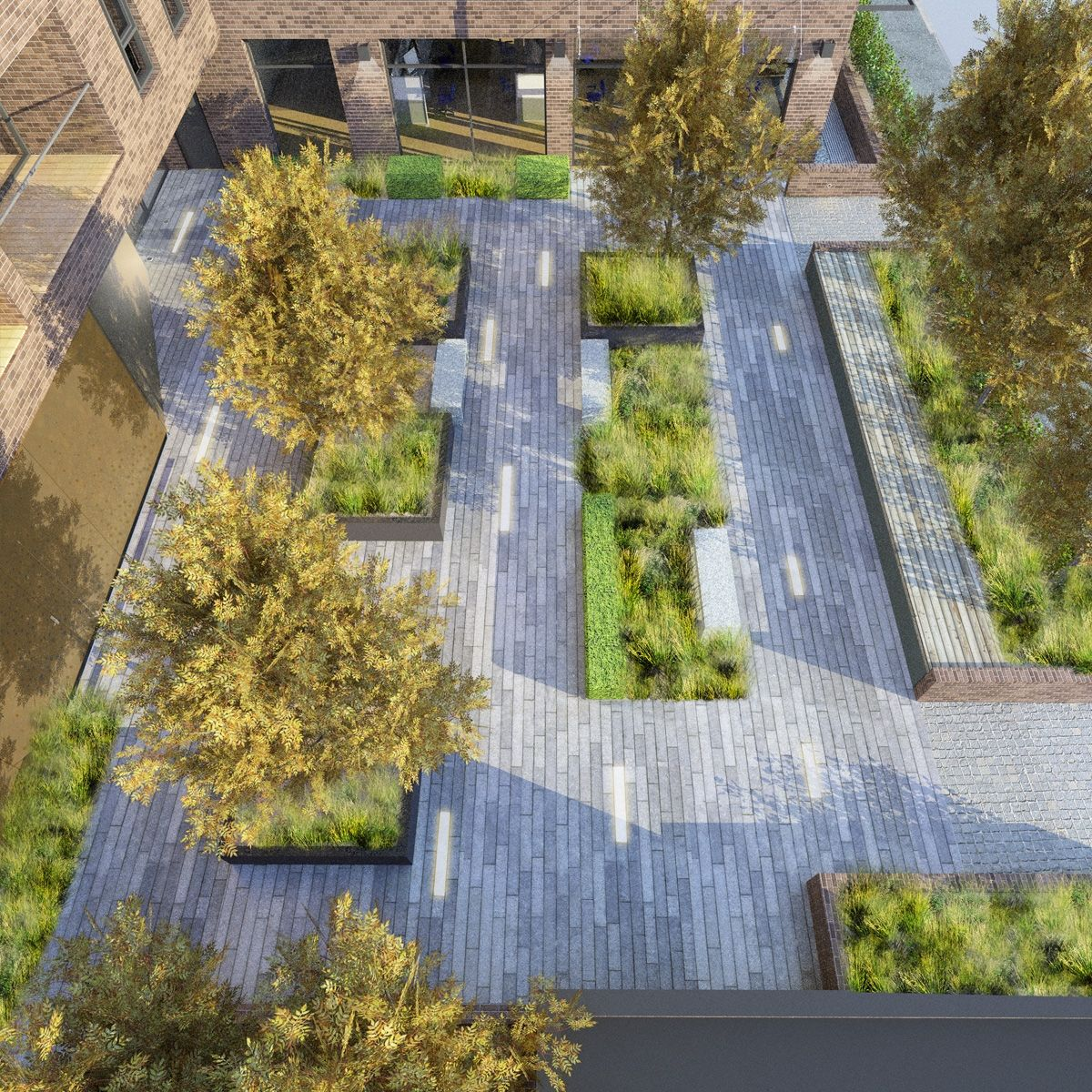 Work Nicholas Dexter Urban Landscape Design Landscape Architecture Design Landscape Design