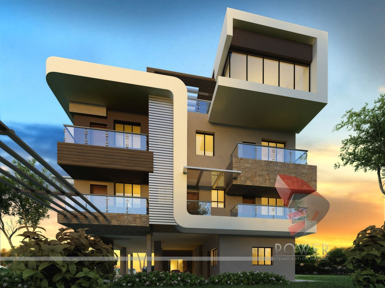 Modern house design in india architecture india contemporary