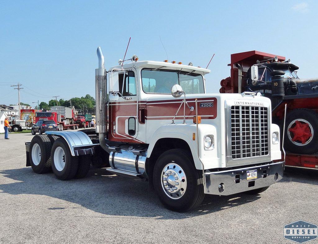 International 4300 Tractor : International transtar trucks eighteen wheelers