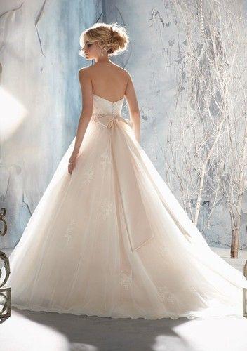 Neue Weiss Ivory Hochzeitskleid Brautkleider Gr 32 34 36 38 40 42 44
