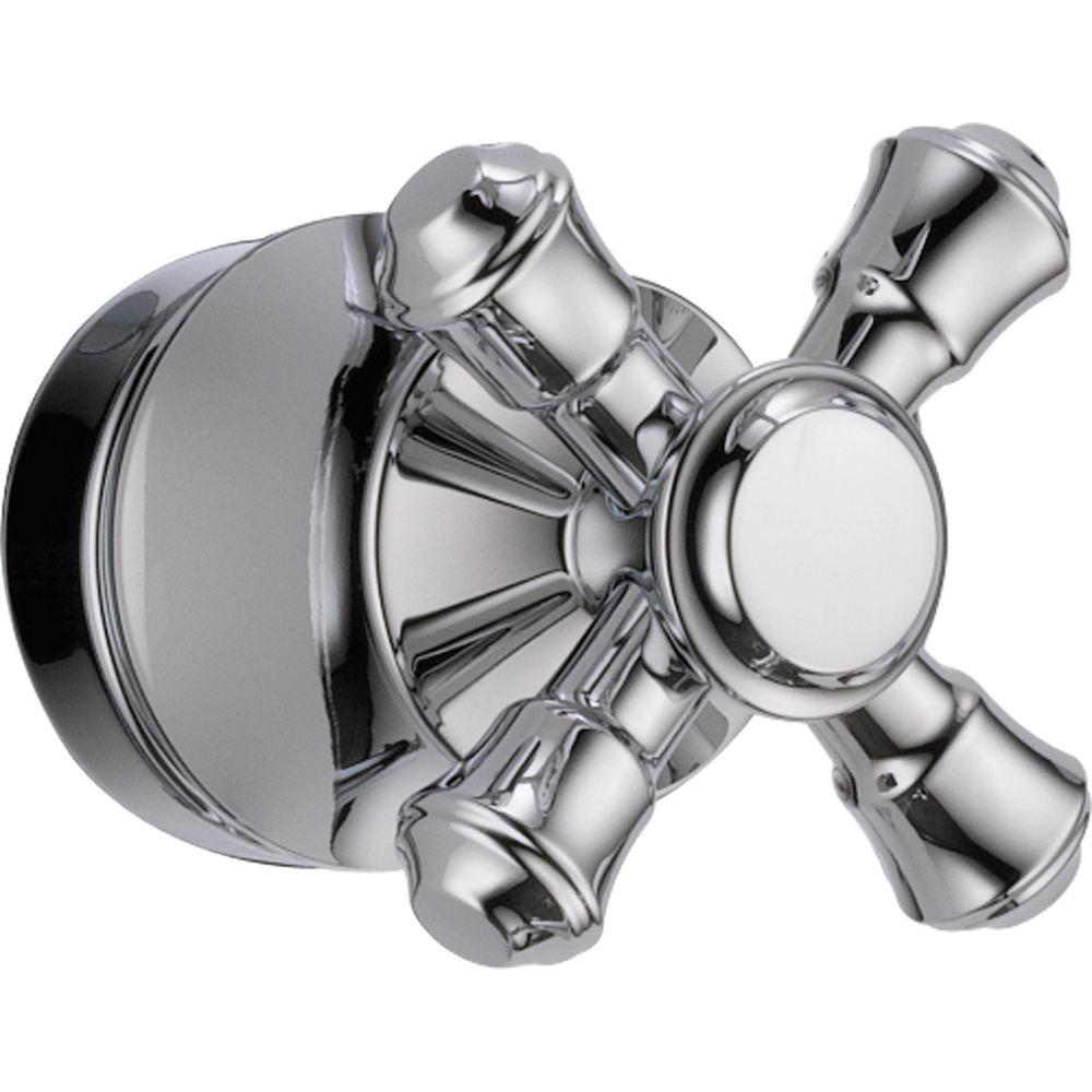 delta cassidy tub and shower faucet